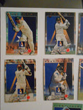 Cricket  rare test cards set 1990s