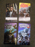 Batman Movie lenticular 3D box size 4 card set 1990s