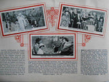 Royal Family Tobacco cards set w/ Album King George 6th 1937