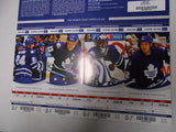 Toronto Maple Leafs quarter finals unused 4 playoff tickets round 1 game 2007