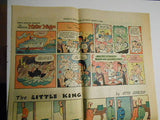 Comics insert full section Toronto Star Newspaper from March 19, 1966
