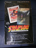 Starlog Magazine cards factory sealed box 1990s