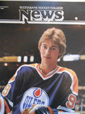 Wayne Gretzky Scotia Bank Hockey Newletter 1980