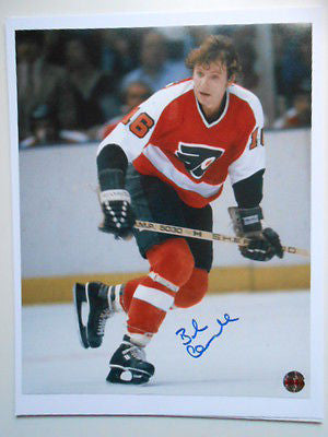 Bobby Clarke NHL signed photo w/ COA