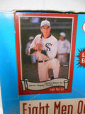 Eight Men Out Charlie Sheen baseball movie cards full box 1990s