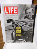 James Bond Life Ian Fleming magazine 1966