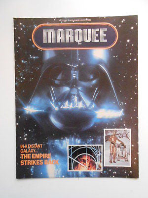 Star Wars Empire rare canadian issue movie magazine 1981