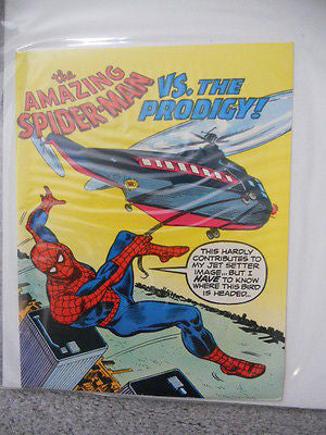 Amazing Spider-Man vs Prodigy VF/NM condition comic book 1970s