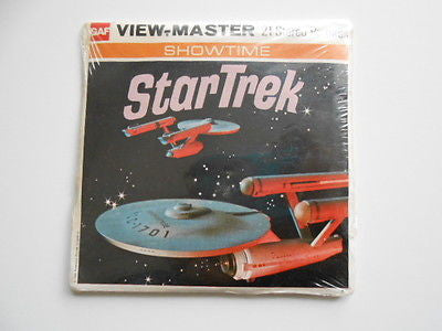 Star Trek original series factory sealed View-Master 1968