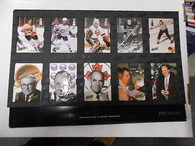 Action Packed NHL Hockey cards numbered limited issued set 1993