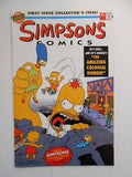 Simpsons #1 high grade comic book