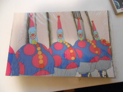 The Beatles Yellow Submarine 3x5 card set
