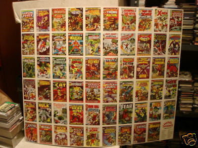 Uncut Sheets Fastball Collectibles