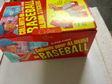 Baseball opc Rare 100 packs stickers box 1982