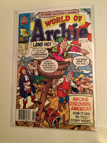 World of Archie #1 comic book