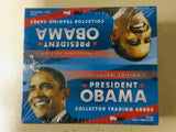 President Obama cards factory sealed 24 packs box