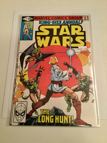 Star Wars Annual #1 high grade comic book