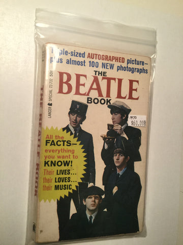 Beatles rare pocket book 1970