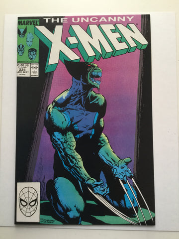 X-Men high grade comic #234