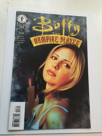 Buffy the Vampire Slayer Rare #3 comic book