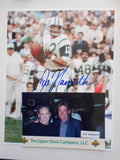 Joe Namath NFL legend signed 8x10 photo w/COA