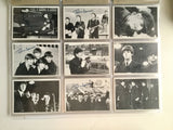 Beatles series 2 rare cards set 1964