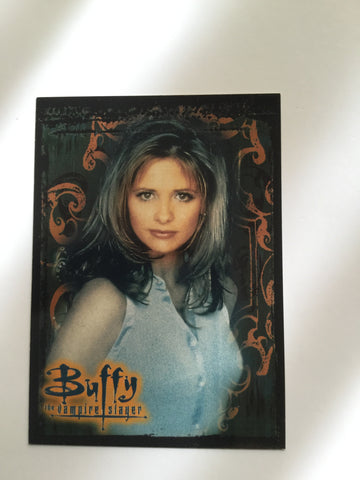 Buffy the Vampire Slayer rare series 1 promo card