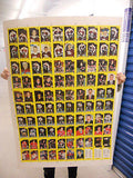 OHL hockey rare uncut card sheet 1989 ( Eric Lindros Rookie)