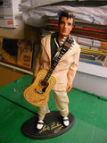 Elvis Rare 10 inch rare collectible doll 1990