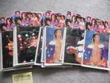 Rolling Stones rare 18 cards lot deal 1983