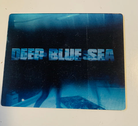 Deep Blue Sea special movie lenticular card