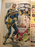 Nick Fury Agent of Shield #1 comic book 1968
