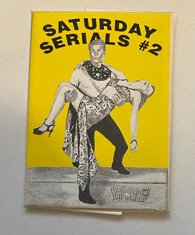 Flash Gordon Saturday serial cards rare limited issued pack 1991