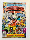 Guardians of the Galaxy Marvel presents #5 comic book