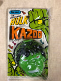 Hulk vintage Kazoo in sealed package.