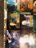 Frighteners movie foil cards numbered uncut sheet 1990s