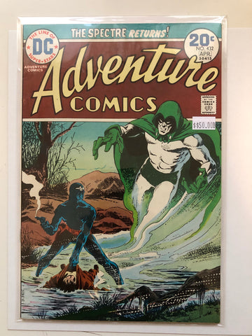 Adventure comic Spectre #432 comic book