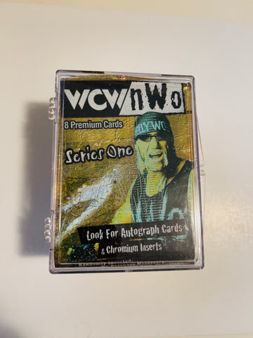 Wrestling WCW/ NWO Topps series 1 cards set 1998