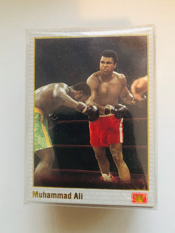 All World Boxing stars complete cards set 1991