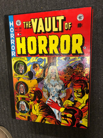 Vault of Horror EC comics hardcover 5 volumes set 1982