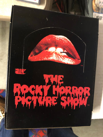 Rocky Horror Movie rare full 36 sealed packs box 1978
