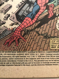 Peter Parker Spider-Man king size Annual comic #1 1970
