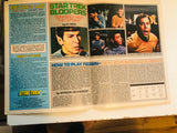 Star Trek original giant poster book 1976