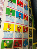 1979 NASL Soccer team logos stickers uncut sheet 1979