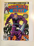 Machine Man #1 high grade comic book