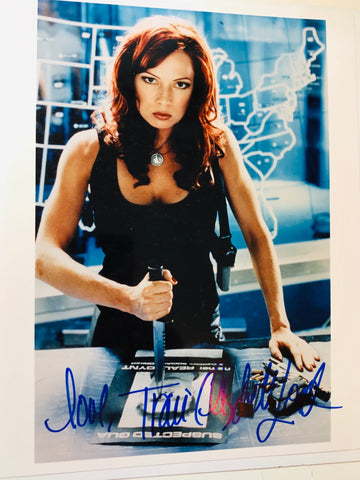Traci Lords rare autograph photo signed in person with COA