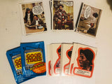 1975 Topps Goodtimes Tv show cards and stickers set