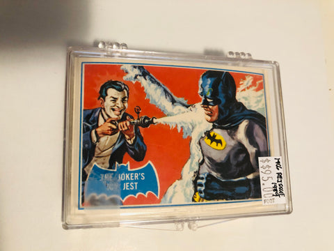 1966 Batman reissued deluxe cards set 1989