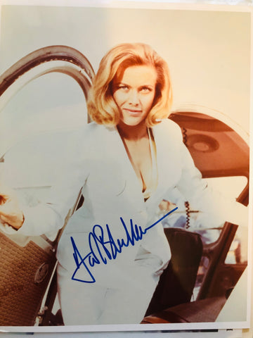 James Bond Pussy Galore Honor Blackman rare autograph with COA