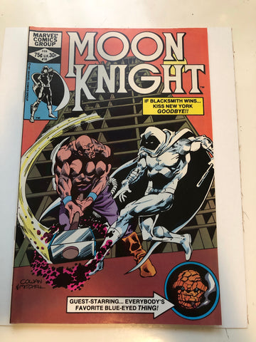 Moon Knight #16 comic book